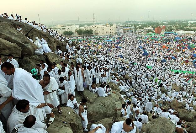 Arafat Vakfesi'ni AA canlı yayınlayacak