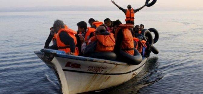 AB-Türkiye mülteci anlaşmasının bilançosu