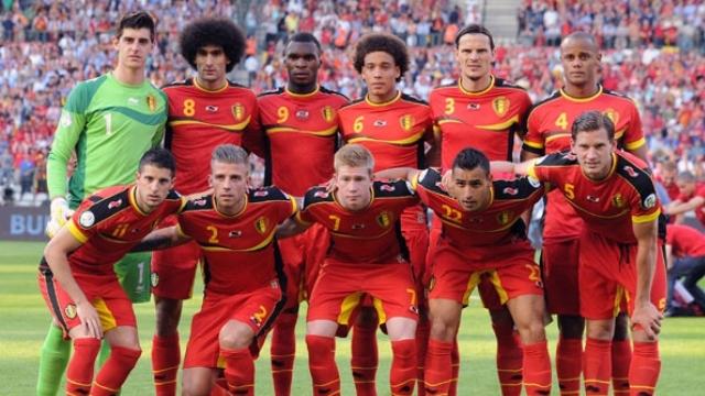 Belçika Milli Takımı'ndan 'iyi ki onlar oynamamış' dedirtecek klip!