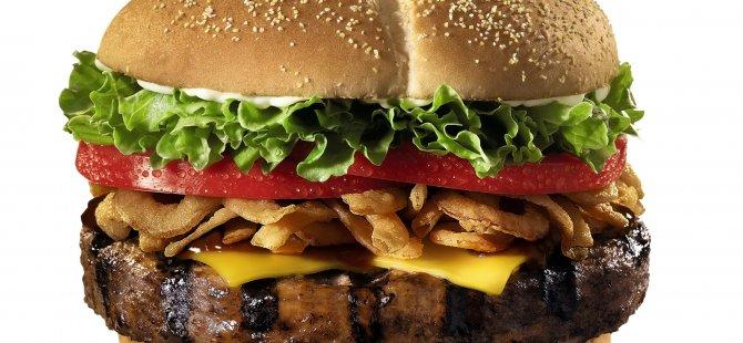 Hamburgerde yok yok: İnsan ve sıçan DNA'sı bulundu