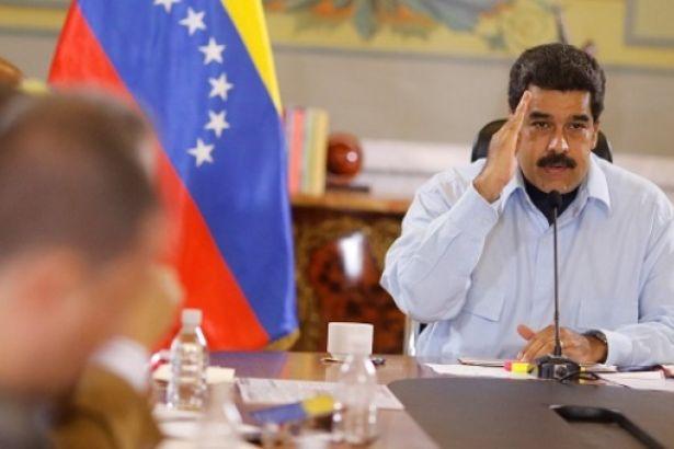 Son dakika: Venezuela'da olağanüstü hâl ilân edildi