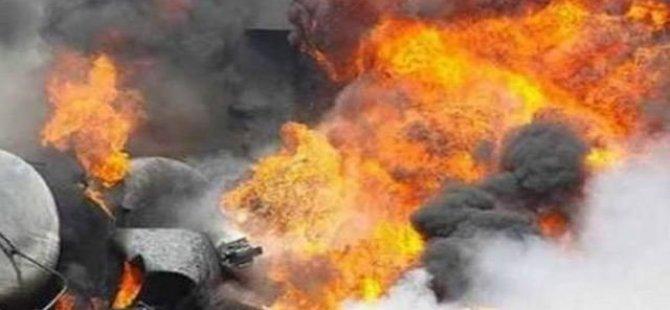 O ülkede canlı bomba saldırısı!