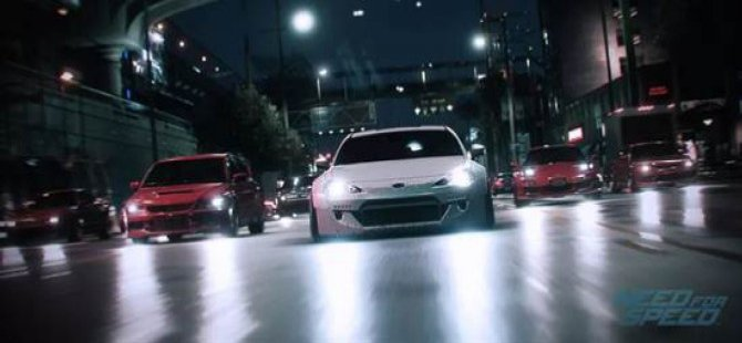 Yeni Need for Speed geliyor!