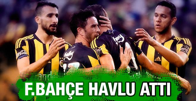 Fenerbahçe 21. kez ikinci oldu