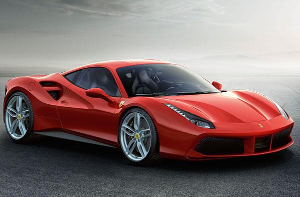 Ferrari'sini 'saklayan' belediye başkan adayı