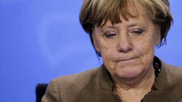 Merkel: Avrupa için bir kırılma