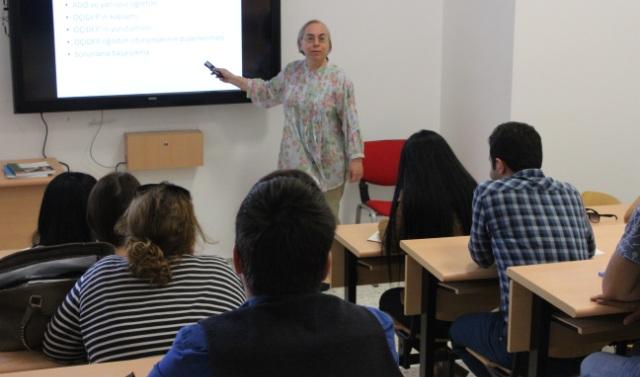 """KKTC'de İlk """"OÇİDEP"""" Çalıştayı LAÜ'de Yapıldı"""