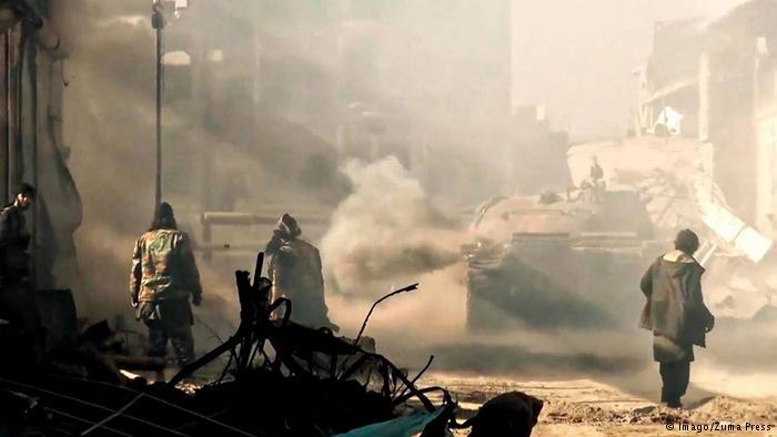 Pentagon: IŞİD köşeye sıkışıyor