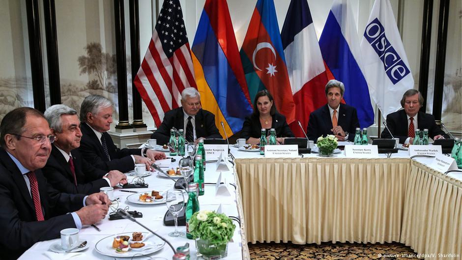 Dağlık Karabağ'da tam kapsamlı ateşkes için anlaşma