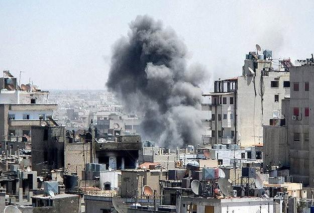 Dera'da mayınlı tuzak: 25 ölü