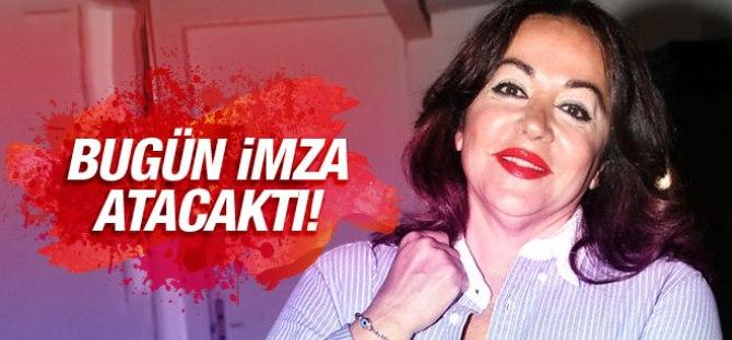 Oya Aydoğan ölmeseydi bugün imza atacaktı!