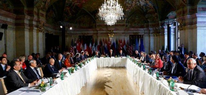 Suriye görüşmelerinde yine sonuç yok