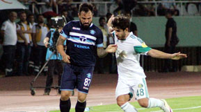 Adana Demirspor play-off sınavında