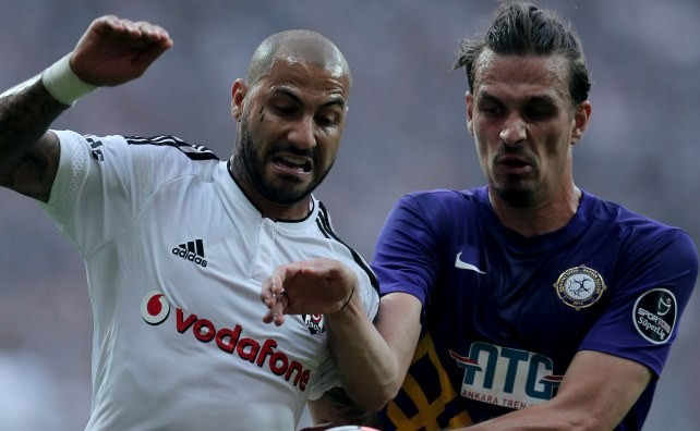 Quaresma dönüm maçını Galatasaray maçı olarak yorumladı