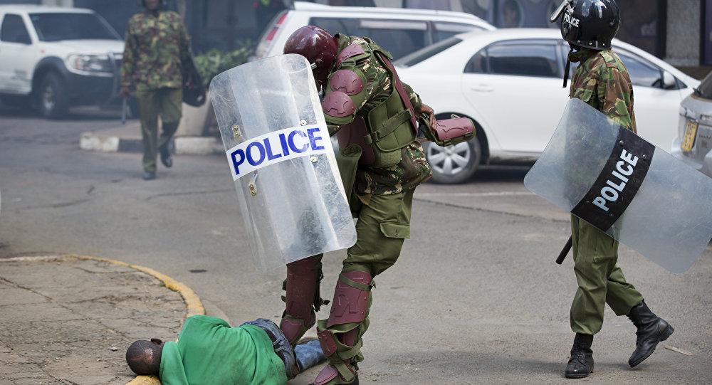 Kenya'da çekilen 'o fotoğrafın' kahramanı anlattı: Ölebilirdim
