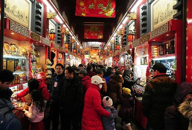 Çin 3. çeyrekte yüzde 7,8 büyüdü