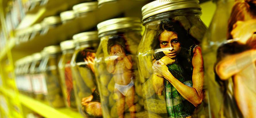 İnsan ticareti mağduru ilk kez mahkemeye başvurdu