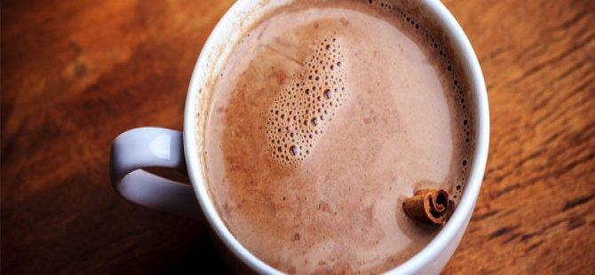 Sıcak çikolata hayatını kurtardı