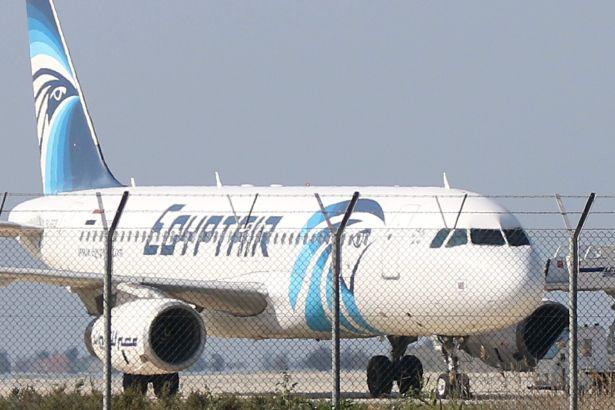 Kaybolan Mısır uçağının düştüğü açıklandı