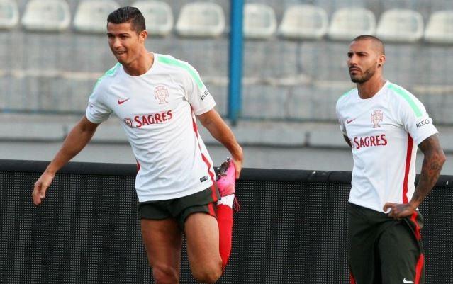 Ronaldo'dan Quaresma'ya telefon!
