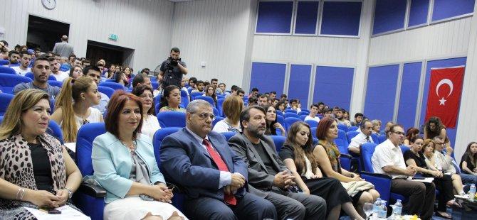 DAÜ'de 'olası antlaşma' ile ilgili panel düzenlendi