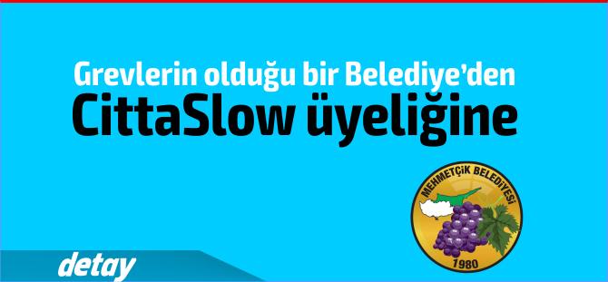 Mehmetçik Belediyesi CittaSlow üyesi oldu