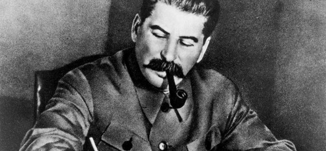 Stalin'in yüzü seçim kampanyalarına geri dönüyor