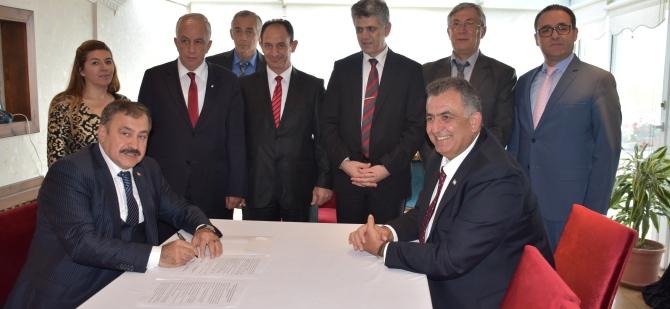 Su Protokolü imzalandı