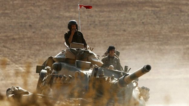 'IŞİD, Türkiye'yi Suriye işgaline itiyor olabilir'