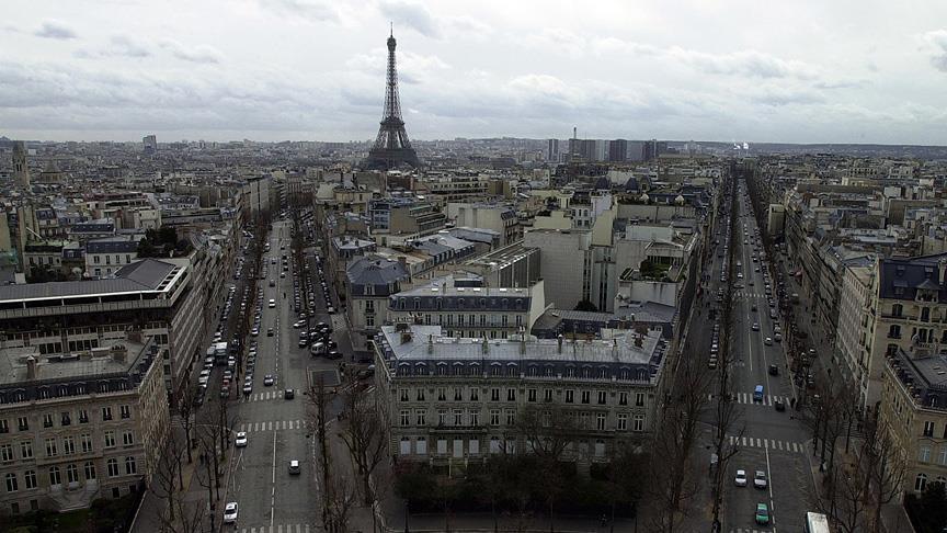 Paris'te Ortadoğu konferansı