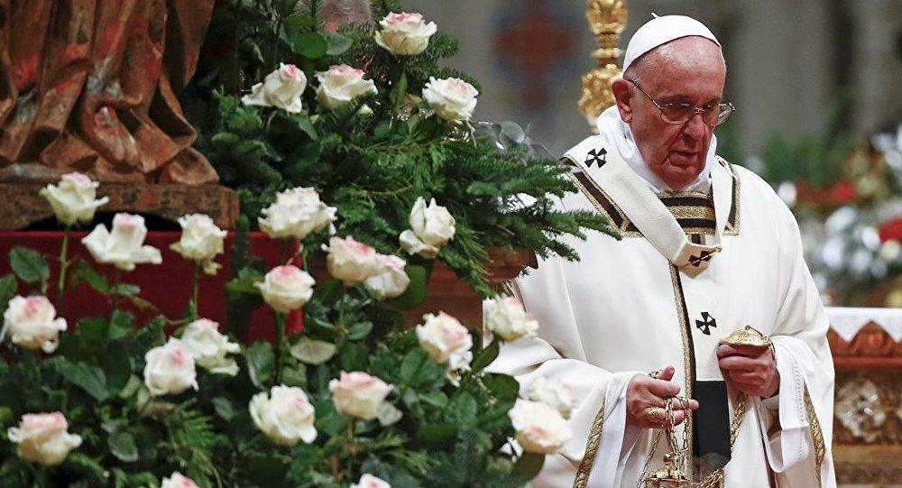 Papa ilk defa 'İslam dünyasının lideri' ile görüşecek