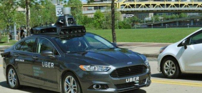 Uber sürücüsüz otomobil teknolojisi geliştiriyor