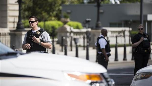 Beyaz Saray'a silahlı saldırı