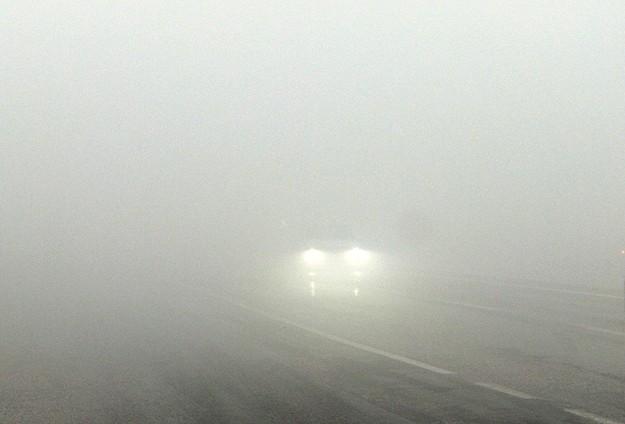 Çin'deki hava kirliliği görüşü engelliyor