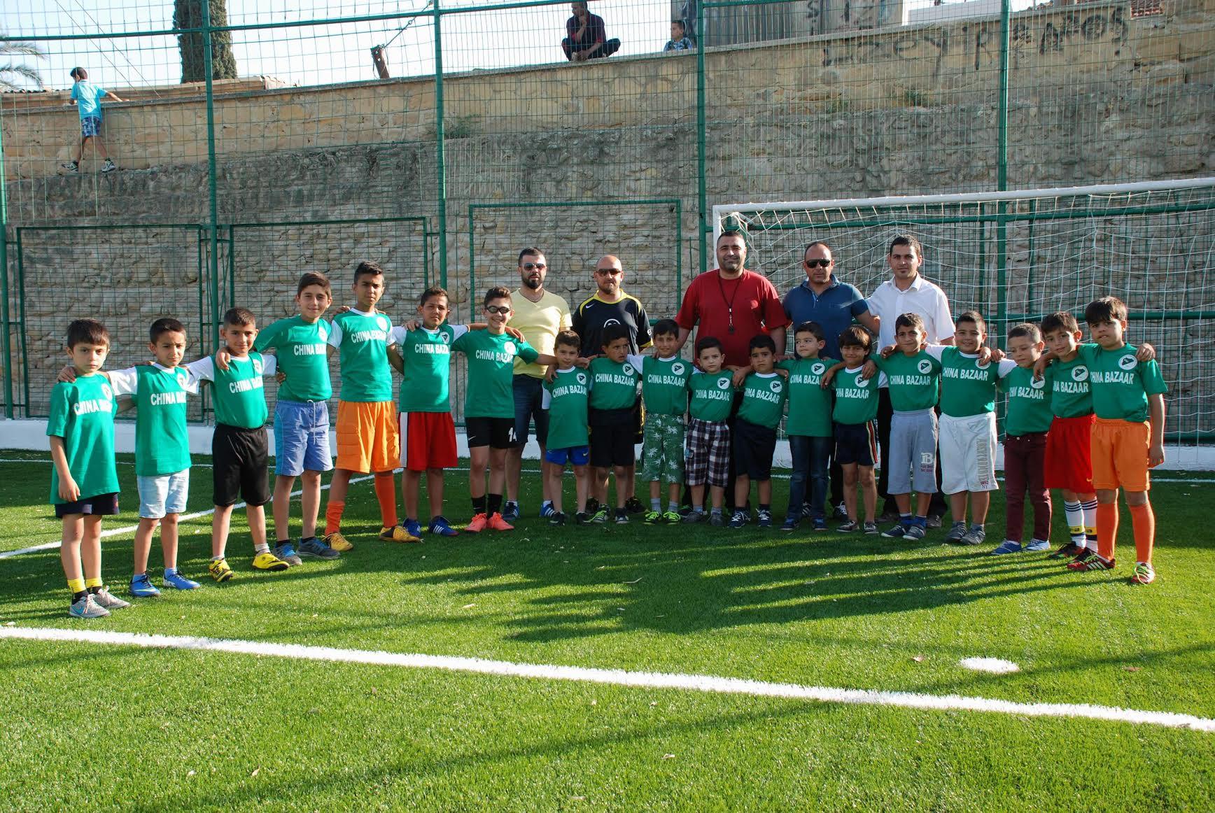 Oyna GG Futbol Akademisi Açıldı