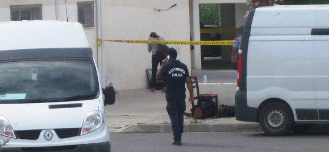 Güney Kıbrıs'ta aile trajedisi! Polis, rehin alanı öldürdü
