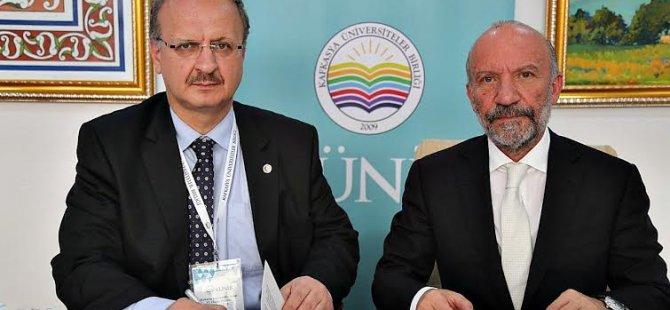 Girne Üniversitesi Bişkek'te dev işbirliği protokollerine imza attı