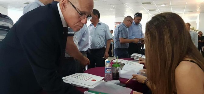 CTP-BG Tüzük Kurultayı YDÜ'de başladı