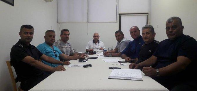 Antrenörler derneği yönetimi özel gündem ile toplandı