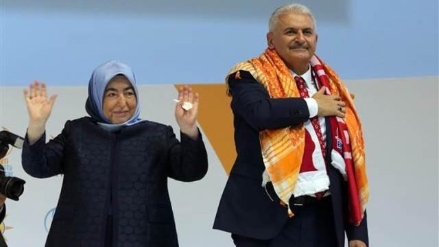 AKP'de Binali Yıldırım dönemi resmen başladı!