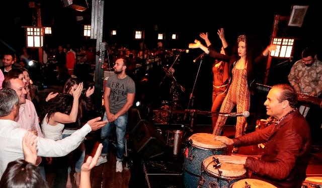 5. Kıbrıs Rakı Festivali'nden muhteşem final