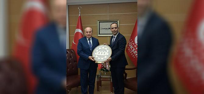"""Harmancı: """"2016 Lefkoşa-İstanbul arasında yakınlaşma yılı olacak"""""""