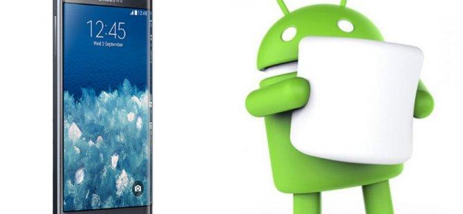 Galaxy Note Egde için güncelleme geldi
