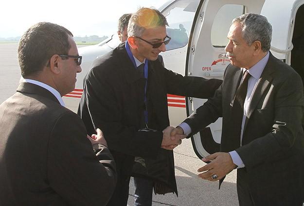 Başbakan Yardımcısı Arınç Saraybosna'da