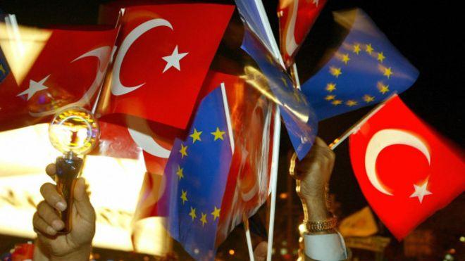 AB, Türkiye'nin üyelik süreci saçmalığını bitirmeli