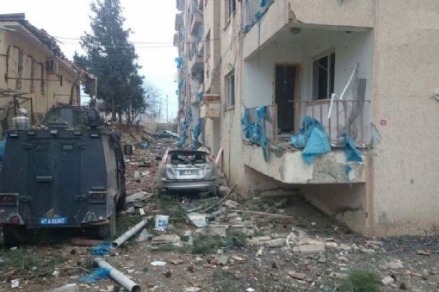Mardin'de bombalı saldırı: 1'i ağır 4 asker yaralı