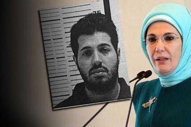 Sarraf'ın 150 kez 'bağış' yaptığı Emine Erdoğan'ın vakfı sitesini kapattı