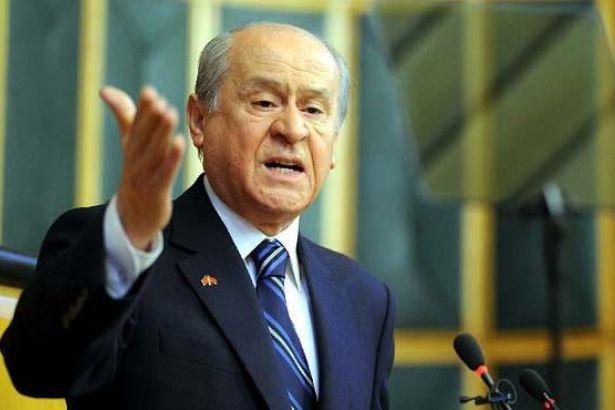 Bahçeli: Türkiye uzaya mekik gönderdi de parlamenter sistem mi engel oldu?