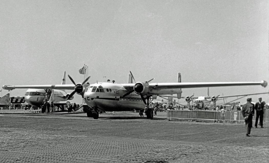 Kıbrıs Cumhuriyeti'nden Noratlas uçağı için özür