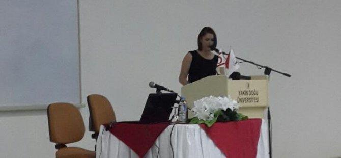 YDÜ'de 1. Lisans Araştırma Günü etkinliği gerçekleştirildi